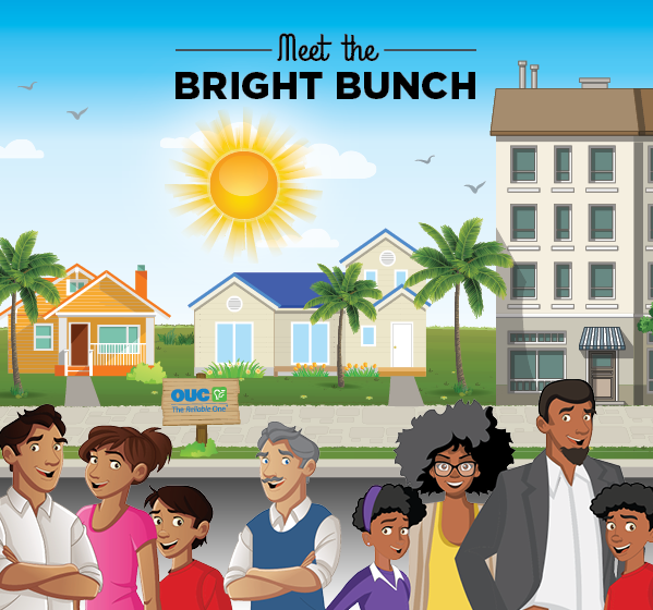 Meet the Bright Bunch