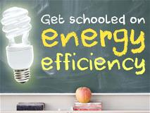 Get Schooled on Energy Efficiency