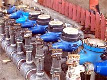Contadores de agua