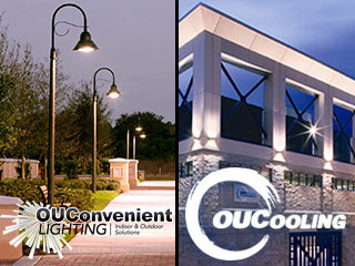 OUConvenient Lighting and OUCooling
