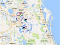 Mapa de apagones