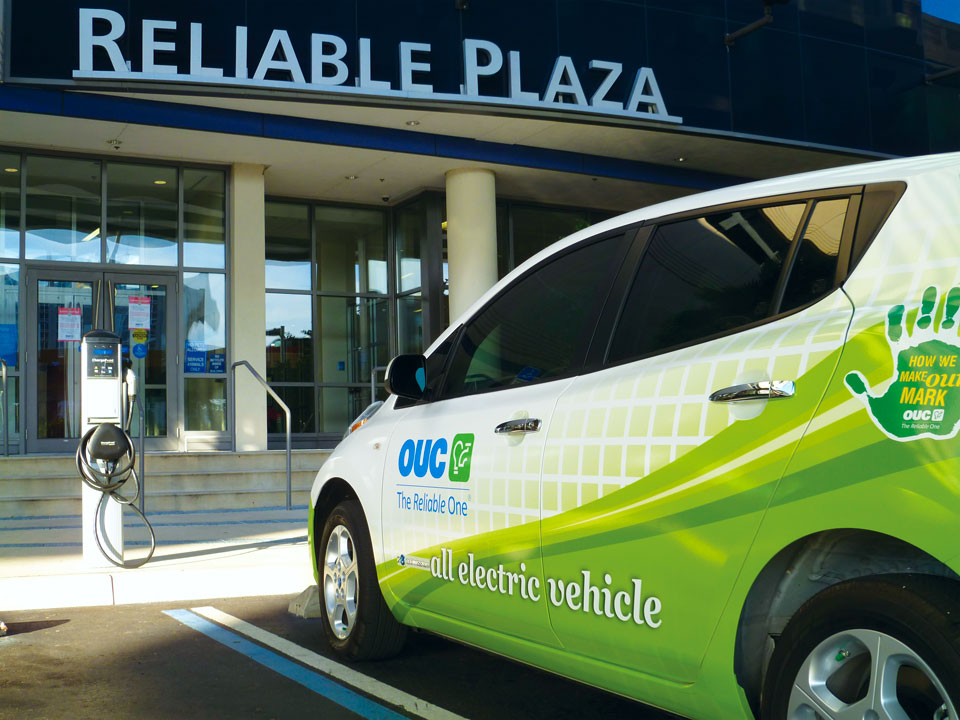 OUC Electric Vehicle