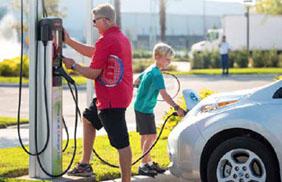 La revolución de los vehículos eléctricos