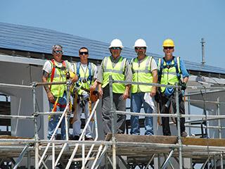 Información para contratistas solares