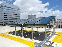 Solicite energía solar para su negocio.