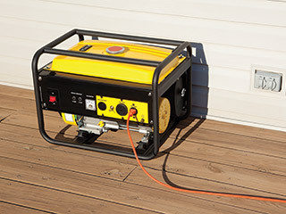 Storm Generator Safety