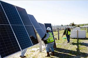 Harmony Solar Installation