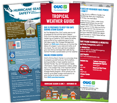 Hurricane Guides